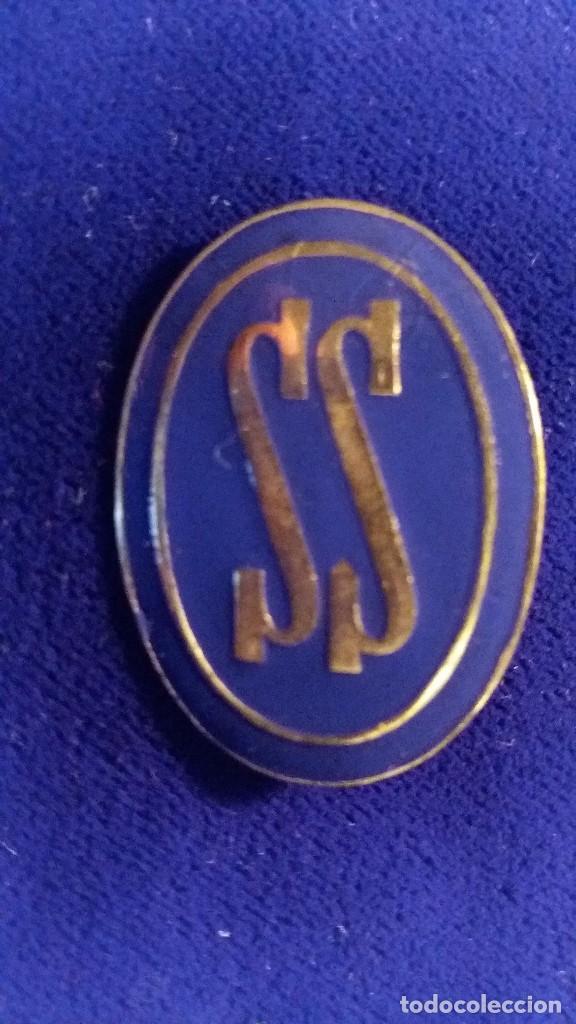INSIGNIA SERVICIO SOCIAL FALANGE (Militar - Insignias Militares Españolas y Pins)
