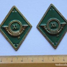 Militaria: PAREJA ROPMBOS MONTAÑA XI. Lote 103369659