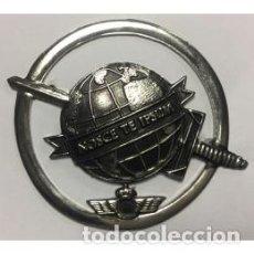 Militaria: ESTUPENDO EMBLEMA EDHEA DE LA ESCUADRILLA DE HONORES PARA BPINA DEL EJERCITO DEL AIRE. Lote 103720407
