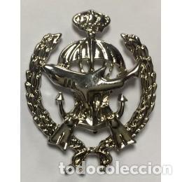 GENIAL EMBLEMA PARA BOINA DE LA UNIDAD DE BUCEADORES DE COMBATE PARA SUBOFICIALES (Militar - Insignias Militares Españolas y Pins)