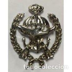 Militaria: GENIAL EMBLEMA PARA BOINA DE LA UNIDAD DE BUCEADORES DE COMBATE PARA SUBOFICIALES. Lote 103720675