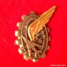 Militaria: PRECIOSA ANTIGUA INSIGNIA MILITAR FRANCESA, IGNORO EL CUERPO , VER FOTOS.. Lote 103782143