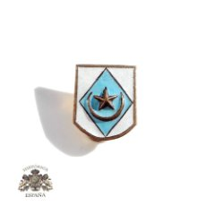Militaria: DISTINTIVO DE SOLAPA TROPAS NOMADAS. Lote 103978355