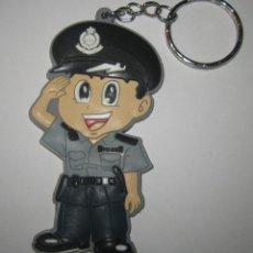 Militaria: LLAVERO POLICIA DE HONG KONG. Lote 104048443