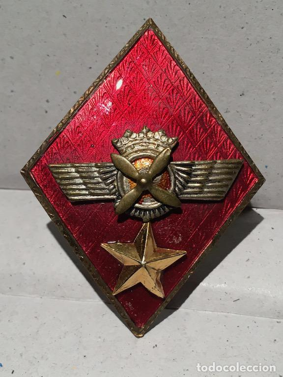 ROMBO DISTINTIVO MILITAR (Militar - Insignias Militares Españolas y Pins)
