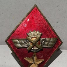 Militaria: ROMBO DISTINTIVO MILITAR. Lote 104318643