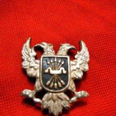 Militaria: INSIGNIA AGUILA BICÉFALA FALANGE O CARLISTA. Lote 104399903