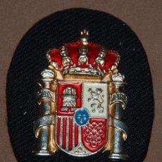 Militaria: ESCUDO/EMBLEMA/ESCARAPELA DE GORRA POLICIA LOCAL ACTUAL (04). Lote 104411259