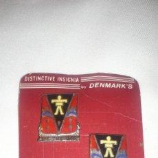 Militaria: INSIGNIAS DEL 509 INFANTRY REGIMENT US ARMY (ESTADOS UNIDOS). Lote 104525119
