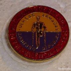 Militaria: INSIGNIA EMBLEMA BROCHE. LIGA MUTILADOS DE LA GUERRA CIVIL. VALENCIA. 1936 1939. GOBIERNO REPÚBLICA. Lote 104544499