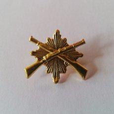Militaria: INSIGNIA DE CARABINEROS, REPÚBLICA, COPIA. Lote 1793571