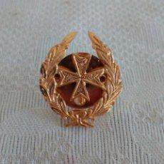 Militaria: EMBLEMA DEL CUERPO MILITAR DE SANIDAD - PIN DE ROSCA.. Lote 105296915