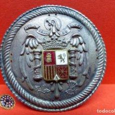 Militaria: ,,,INSIGNIA BOINA BLACA,,,GUARDIA PERSONAL DE FRANCO,,,1941,,,. Lote 105875631