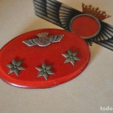 Militaria: AVIACION, GALLETA DE CAPITAN, ÉPOCA ANTERIOR.. Lote 109139131