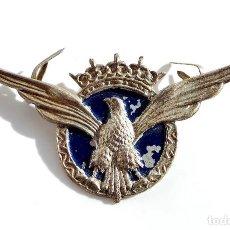 Militaria: DISTINTIVO AVIACIÓN. ROKISKI PILOTO CIVIL. Lote 109263731