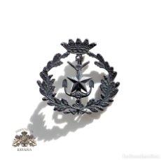 Militaria - INSIGNIA DISTINTIVO, DEL ALTO ESTADO MAYOR - MARINA - EN PLATA - ÉPOCA DE FRANCO - 109355567