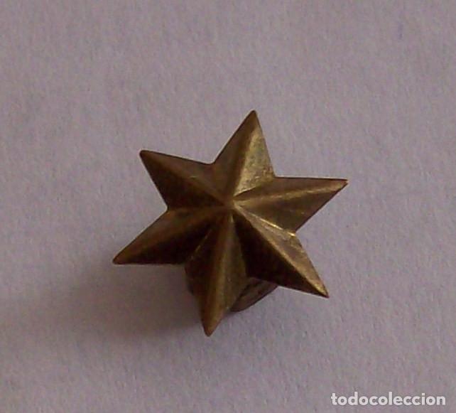 ESTRELLA ALFEREZ (Militar - Insignias Militares Españolas y Pins)