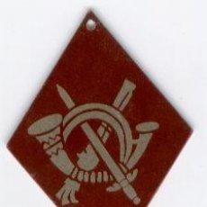 Militaria: ROMBO INFANTERÍA TROPA. Lote 109514667