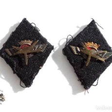 Militaria: AVIACIÓN, ROMBOS DE INGENIERO AERONAUTICO. Lote 109755191