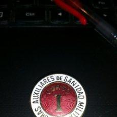 Militaria: PRIMER CURSO DE DAMAS AUXILIARES SANIDAD MILITAR. Lote 111037935