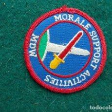 Militaria: PARCHE MILITAR. Lote 111092327