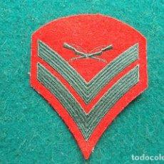 Militaria: PARCHE MILITAR. Lote 111092479