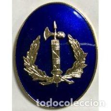 Militaria: DISTINTIVO PARA PECHO DE LA EPOCA DEL S.M EL REY JUAN CARLOS I DEL CUERPO JURIDICO. Lote 111686636