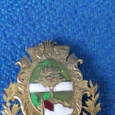 Militaria: ORFEON EUSKERIA SUB DIRECTOR CON NOMBRE DEL FABRICANTE GUSTAV DUROUVENOZ GRAV FABRICANT. Lote 113655759