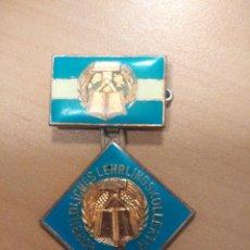 Militaria: INSIGNIA ALEMANA DE LA DDR. Lote 114125971