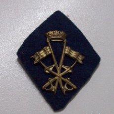 Militaria: ROMBO CABALLERIA EPOCA DE FRANCO. Lote 114549975