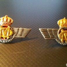 Militaria: ROKISKIS PARA ROMBOS DE OFICINAS MILITARES AVIACIÓN. Lote 114618943
