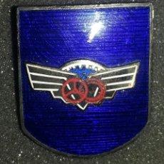 Militaria: DISTINTIVO DE INSTRUCTOR DE AUTOMOVILISMO- ESMALTADO. Lote 114748367