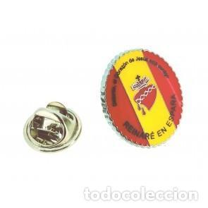 PIN DE SOLAPA DETENTE BALA DIVISIÓN AZUL (Militar - Insignias Militares Españolas y Pins)