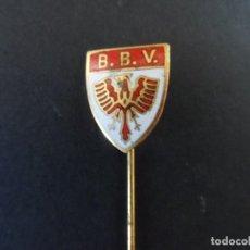 Militaria: INSIGNIA DE SOLAPA OSTERREICH B.B.V. I REICH- AUSTRIA. AÑOS 1919-34.. Lote 115709615