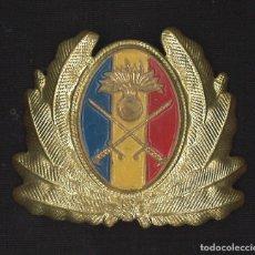 Militaria: COCARDA PARA GORRA. RUMANIA. Lote 116347755