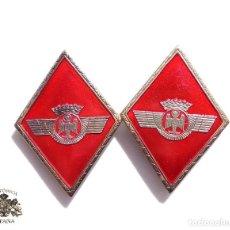 Militaria: ROMBOS DE AVIACIÓN 1º MODELO REGLAMENTO DEL 41. Lote 116786819