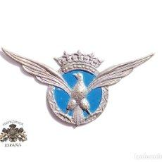 Militaria: DISTINTIVO AVIACIÓN. ROKISKI PILOTO CIVIL . Lote 116796075