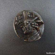 Militaria: INSIGNIA DE SOLAPA ANIVERSARIO FEDERICO II DE PRUSIA 1786-1936. III REICH. MAGNETICA. Lote 117237991