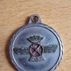 Militaria: EMBLEMA LLAVERO ALA 46. GANDO. Lote 117465771