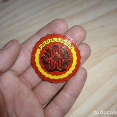 Militaria - Insignia original del somaten armado de Cataluña. somatenes armados. - 117494339
