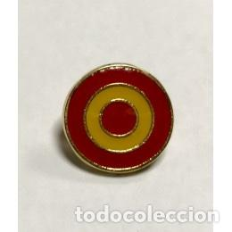 PIN ESTUPENDO DE ESCARAPELA DEL EJERCITO DEL AIRE (Militar - Insignias Militares Españolas y Pins)