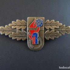 Militaria: PASADOR DE PECHO CUERPO DE BOMBEROS DE LA JUVENTUD ALEMANA. DEF. SIGLO XX. Lote 119988355