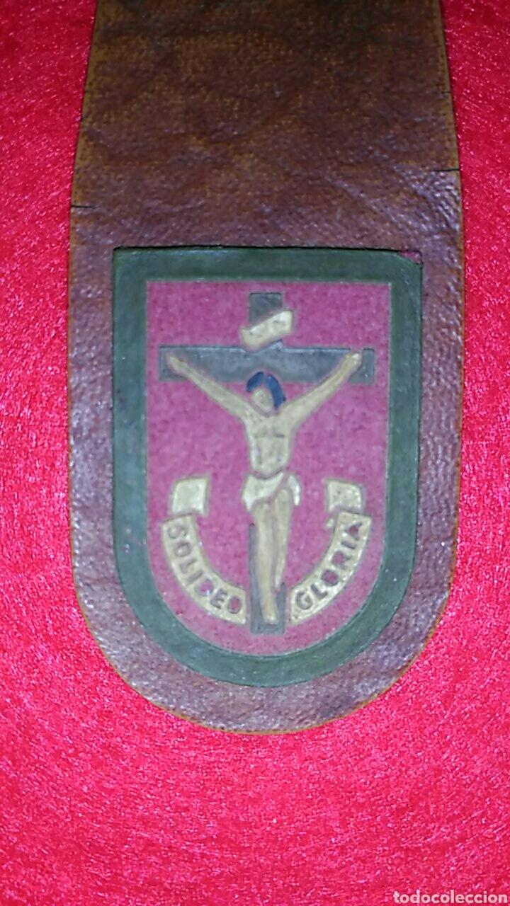 Militaria: Dos antiguos pepitos de la Legión - Foto 2 - 120840906