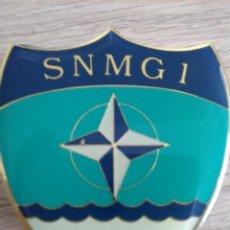 Militaria: DISTINTIVO OPERACIONES ESPECIALES DE LA OTAN. Lote 121314279
