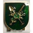 Militaria: ESTUPENDO DISTINTIVO PERFECTO ESMALTADO ESPECIALIDAD EN EL ÁREA MECANICA DE MATERIALES INCLUYE TORNI. Lote 121462851