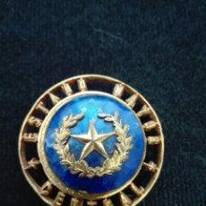 Militaria: DISTINTIVO DE ESTADO MAYOR CENTRAL. NUMERADO.. Lote 121577335