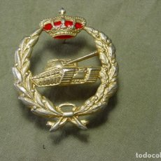 Militaria: EMBLEMA BOINA CARROS. Lote 121614807