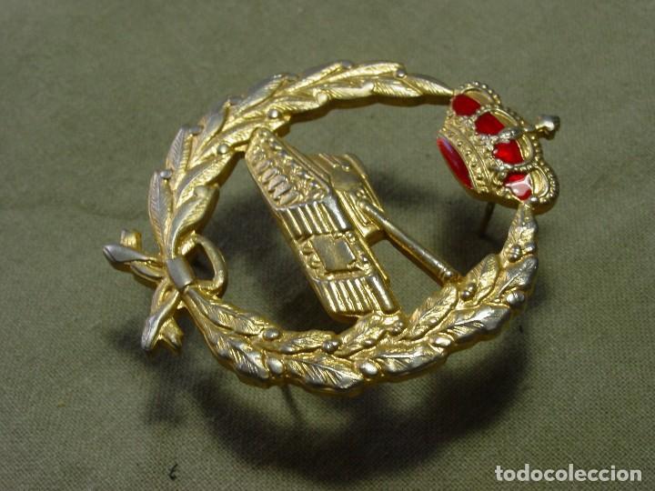 Militaria: emblema boina carros - Foto 2 - 121614807