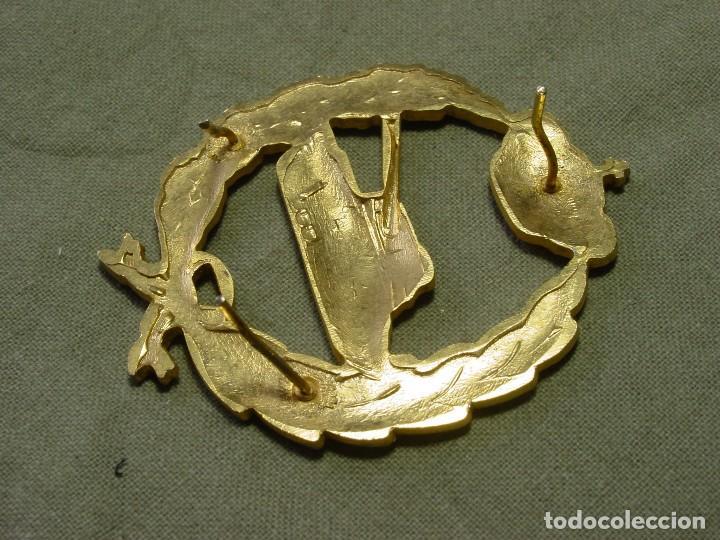 Militaria: emblema boina carros - Foto 3 - 121614807