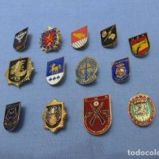 Militaria: * LOTE 13 INSIGNIA DE ESPECIALIDAD DISTINTA DEL CUERPO NACIONAL DE POLICIA, ORIGINALES. ZX. Lote 121876595